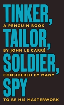 Tinker Tailor Soldier Spy, EPUB eBook