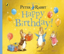 Peter Rabbit Tales - Happy Birthday, Board book Book