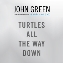 Turtles All the Way Down, CD-Audio Book
