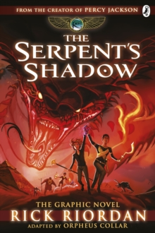The Serpent's Shadow: The Graphic Novel (The Kane Chronicles Book 3), Paperback / softback Book