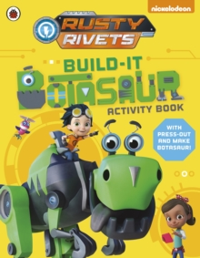Rusty Rivets: Build-It Botasaur Activity, Paperback / softback Book