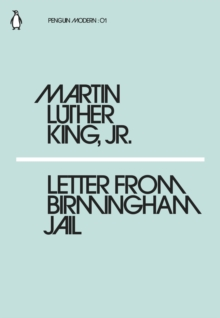 Letter from Birmingham Jail, Paperback / softback Book