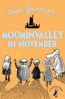 Moominvalley in November, Paperback / softback Book