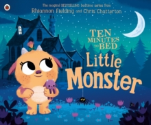 Ten Minutes to Bed: Little Monster, Paperback / softback Book