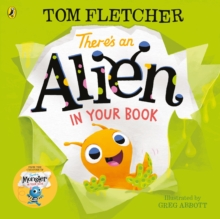 There's an Alien in Your Book, Paperback / softback Book