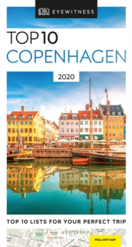 DK Eyewitness Top 10 Copenhagen : 2020, Paperback / softback Book