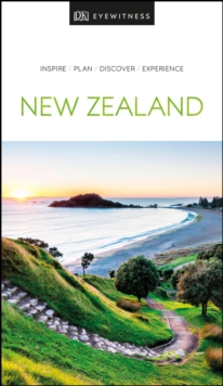 DK Eyewitness New Zealand, Paperback / softback Book