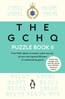 The GCHQ Puzzle Book II, Paperback / softback Book