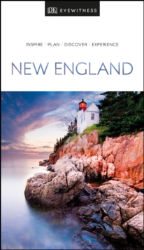 DK Eyewitness New England, Paperback / softback Book