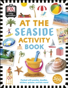 At the Seaside Activity Book : Includes more than 300 Stickers, Paperback / softback Book