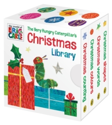 The Very Hungry Caterpillar's Christmas Library, Board book Book