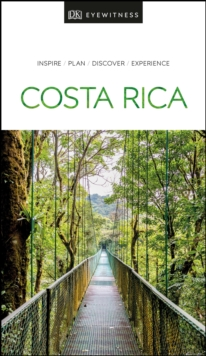 DK Eyewitness Travel Guide Costa Rica, Paperback / softback Book
