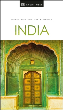 DK Eyewitness India, Paperback / softback Book