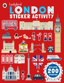Ladybird London: Sticker Activity, Paperback / softback Book
