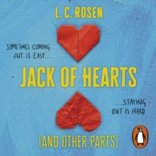 Jack of Hearts (And Other Parts), eAudiobook MP3 eaudioBook
