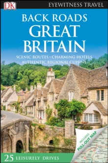 Back Roads Great Britain, Paperback / softback Book
