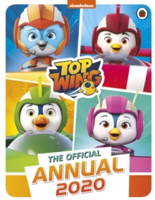 Top Wing: Official Annual 2020, Hardback Book