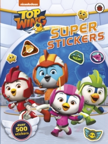 Top Wing: Super Stickers, Paperback / softback Book