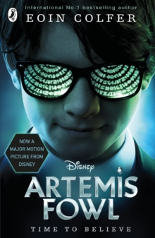 Artemis Fowl : Film Tie-In, Paperback / softback Book