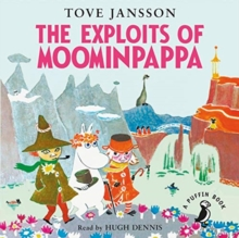 The Exploits of Moominpappa, CD-Audio Book