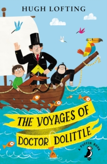 The Voyages of Doctor Dolittle, Paperback / softback Book