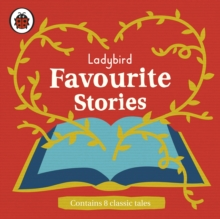 Ladybird Favourite Stories, CD-Audio Book