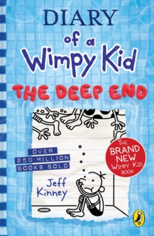 Diary of a Wimpy Kid: The Deep End (Book 15), Hardback Book