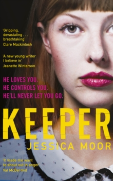 Keeper : The Most Talked About Debut of 2020, Hardback Book