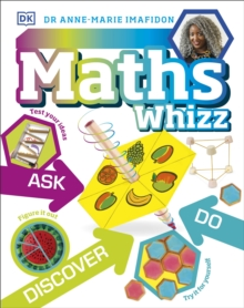 How to be a Maths Whizz, Hardback Book