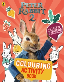 Peter Rabbit Movie 2 Colouring Sticker Activity, Paperback / softback Book