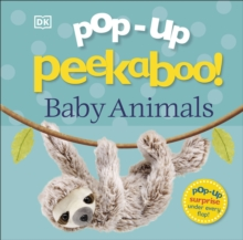 Pop-Up Peekaboo! Baby Animals, Board book Book