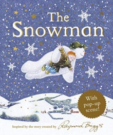 The Snowman Pop-Up, Hardback Book
