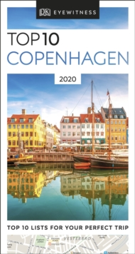 DK Eyewitness Top 10 Copenhagen : 2020 (Travel Guide), PDF eBook