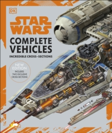 Star Wars Complete Vehicles New Edition, Hardback Book