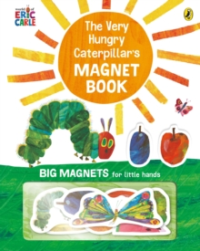 The Very Hungry Caterpillar's Magnet Book, Hardback Book