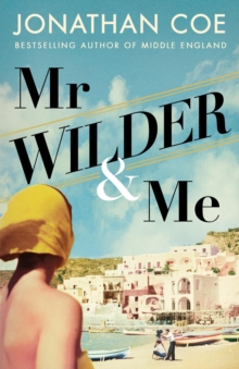Mr Wilder and Me, Hardback Book