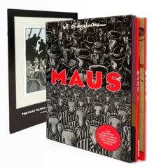 Maus I & II Paperback Box Set, Book Book