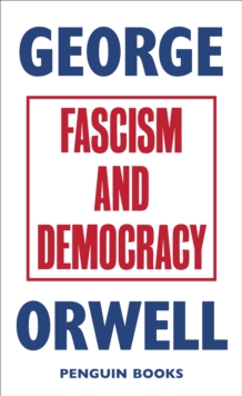 Fascism and Democracy, Paperback / softback Book