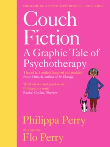 Couch Fiction : A Graphic Tale of Psychotherapy, Hardback Book