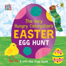 The Very Hungry Caterpillar's Easter Egg Hunt, Board book Book