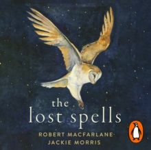 The Lost Spells, CD-Audio Book