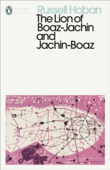 The Lion of Boaz-Jachin and Jachin-Boaz, Paperback / softback Book