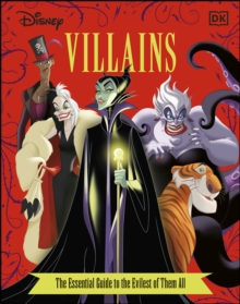 Disney Villains The Essential Guide New Edition, PDF eBook