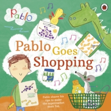 Pablo: Pablo Goes Shopping, Paperback / softback Book