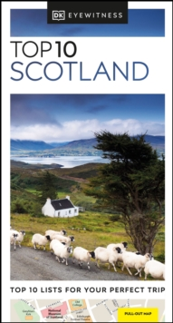 DK Eyewitness Top 10 Scotland, Paperback / softback Book