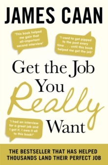 Get the Job You Really Want, Paperback Book
