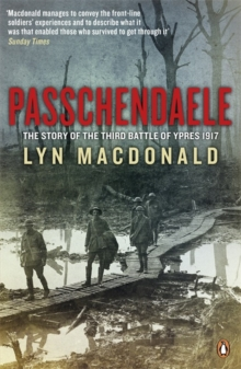 Passchendaele : The Story of the Third Battle of Ypres 1917, Paperback Book