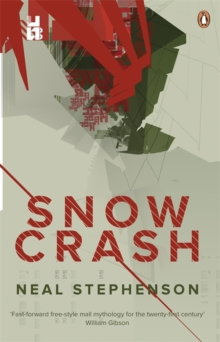 Snow Crash, Paperback Book