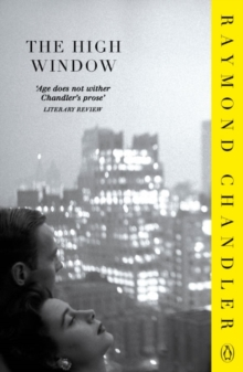 The High Window, Paperback Book