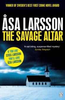 The Savage Altar, Paperback Book